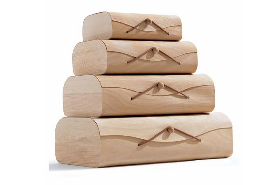 Birch Bandsaw Box ~ Birch boxes